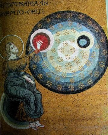 Crearea aștrilor (Facere 1, 14-19)