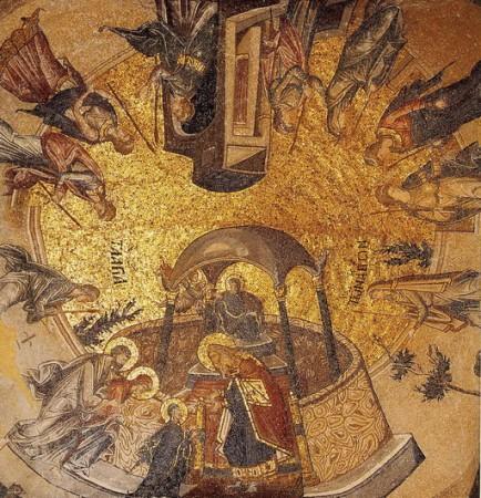 Chora, Constantinopol