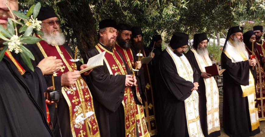 11.05.2012 - pomenirea părintelui Dionisie la Colciu