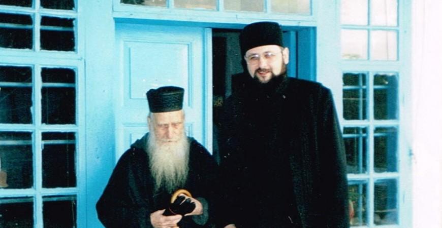 cu bătrânul Dionisie