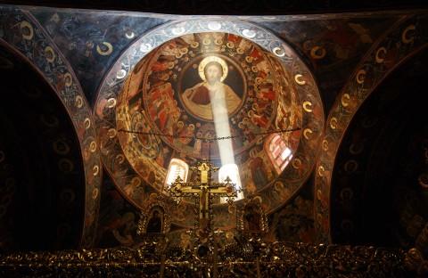 Mănăstirea Vatopedi, Sf. Munte Athos, Capela icoanei Paramythia