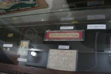Muzeul dedicat sfântului Gavriil din Mănăstirea Samtavro;  foto: pr. D. Bahrim