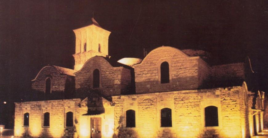 Biserica Sf. Lazăr, noaptea
