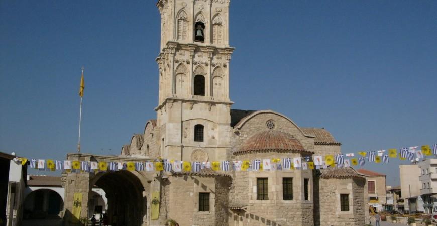 Biserica Sf. Lazăr din Larnaka, Cipru