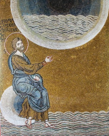Crearea și despărțirea apelor (Facere 1, 6-8)