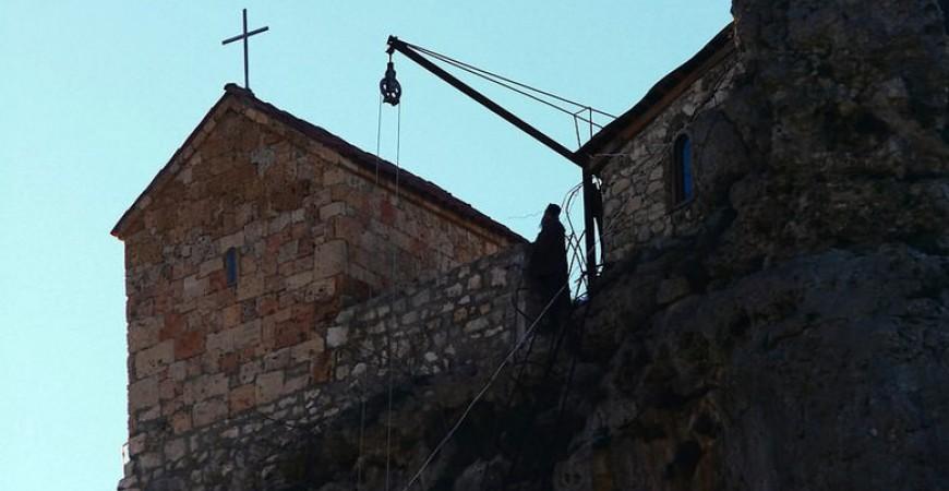 Scripetele care a ajutat la reconstrucția locului