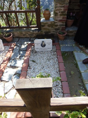 mormântul bătrânului Dionisie, 30.03.2015
