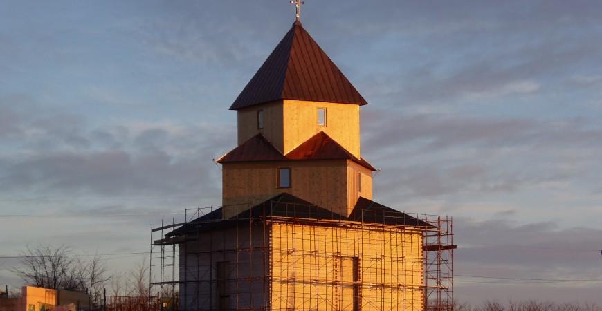Iași, Biserica Sf. Maxim Mărturisitorul - Sf. Grigorie Palama, 31 decembrie 2015