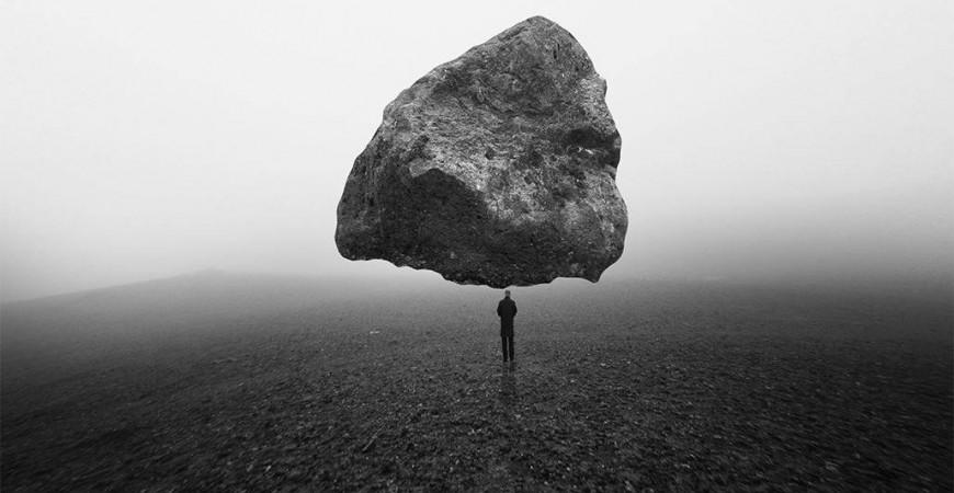 Foto: Alone by Abdelmajir Friha