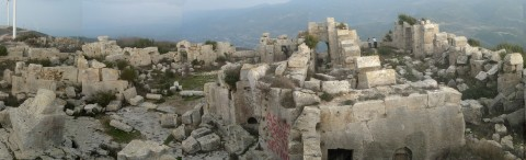 Mănăstirea de la Muntele Minunat astăzi